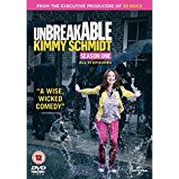 Unbreakable Kimmy Schmidt - Season 1 [DVD] [2015]